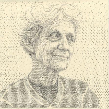 Leslie Nichols, 'Lois (Woolf 1929)', 2016