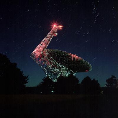 Andrew Phelps, 'Green Bank Telescope, Green Bank, WY', 2015