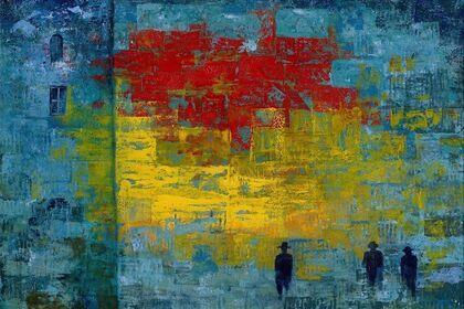 Shalom Israel - Philip Mantofa Solo Exhibition 平安‧以色列 - 腓力‧曼都法個展