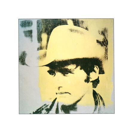 Andy Warhol, 'Dennis Hopper, Yellow Hat', 1979