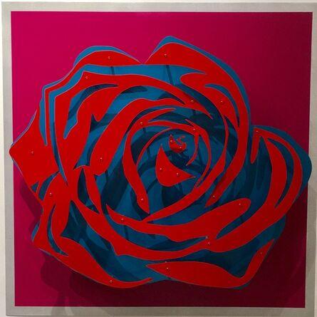 Michael Kalish, 'Michael Kalish, Rose', 2016