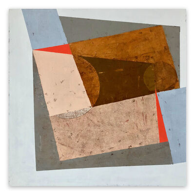 Jeremy Annear, 'Aquinna II (Abstract painting)', 2018