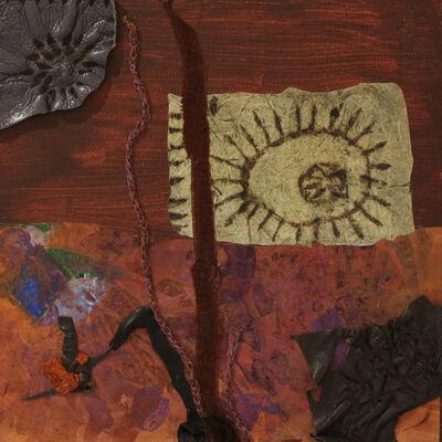 Ann Kronenberg, 'Collage #67: Burnt Skin'