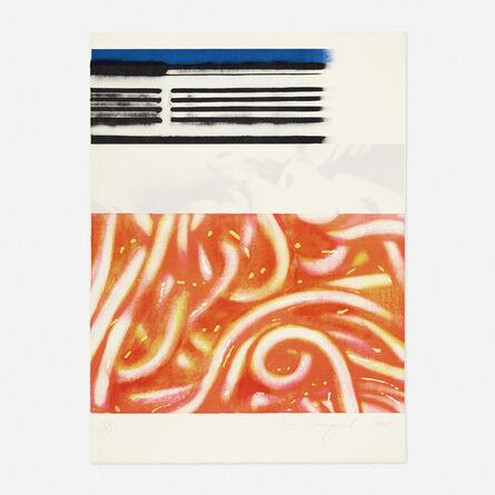 James Rosenquist, 'Forehead I', 1968