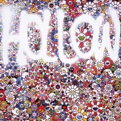 Takashi Murakami, 'Hollow - Multicolor', 2015