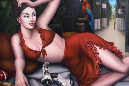 Rachel Deacon - Solo Exhibition