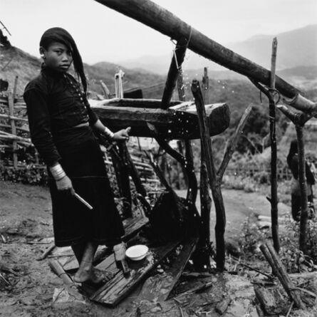 Monica Denevan, 'Wet Hair, Burma', 2003