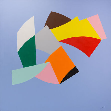 Marcel Barbeau, 'Diamants-larmes', 2004