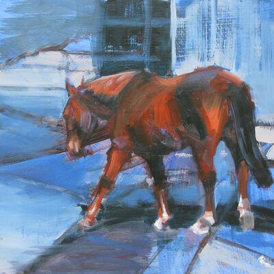 Tracy Wall, 'Equine Interchange', 2015