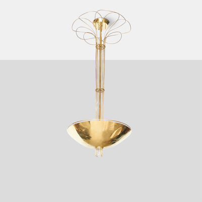 Paavo Tynell, 'Chandelier', c1950s