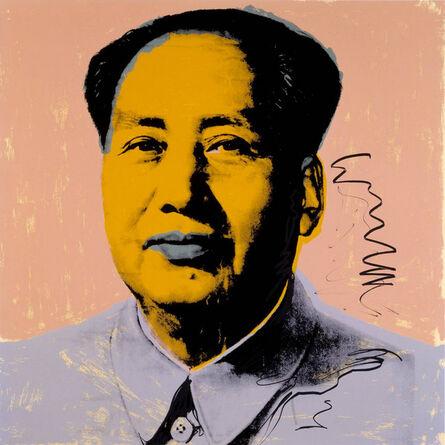 Andy Warhol, 'Mao, F & S II.90', 1072