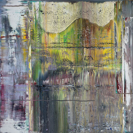 Gerhard Richter, 'Haggadah (P2)'