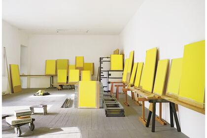 Martina Klein: gelb