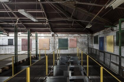 Solo exhibition II Alex De Bruycker