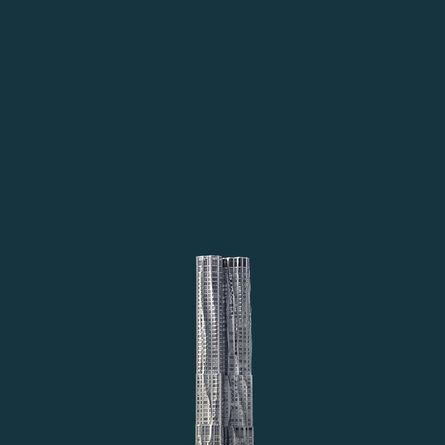Niv Rozenberg, 'Spruce Street', 2018
