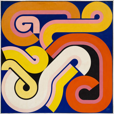Attila Joláthy, 'Cooperation --- Kooperáció', 1977
