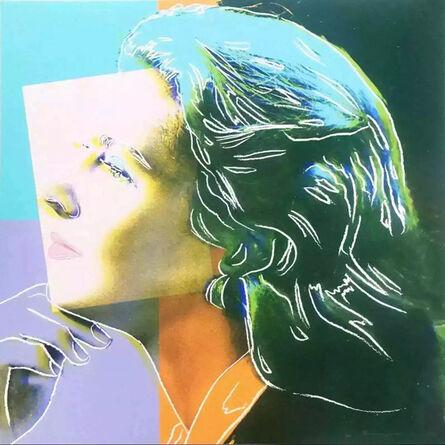 Andy Warhol, 'Ingrid Bergman As Herself (F. & S. II.313)', 1983