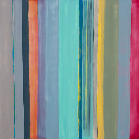 Kathy Cantwell, 'Teh Hidden Life of Stripes 6', 2017