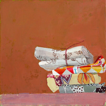 Sydney Licht, 'Still Life with Fat Quarters', 2015