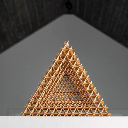 Dail Behennah, 'Triangular Dish', 1998
