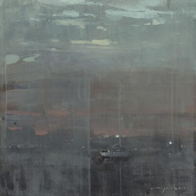 Jeremy Mann, 'Cityscape - Composed Form Study No. 18'