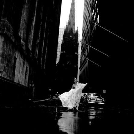Jerry Schatzberg, 'Wall Street, Manhattan', 1958