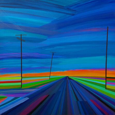 Grant Haffner, 'Goodnight Scuttle Hole Rd.', 2014