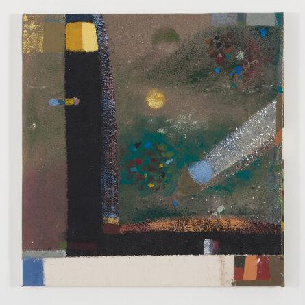 """Merlin James, 'Untitled """"De-titled"""" ', 2008"""