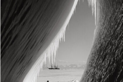 ENDURANCE AND THE GREAT WHITE SILENCE | The Antarctic Photographs of Frank Hurley, Herbert Ponting and Captain Scott