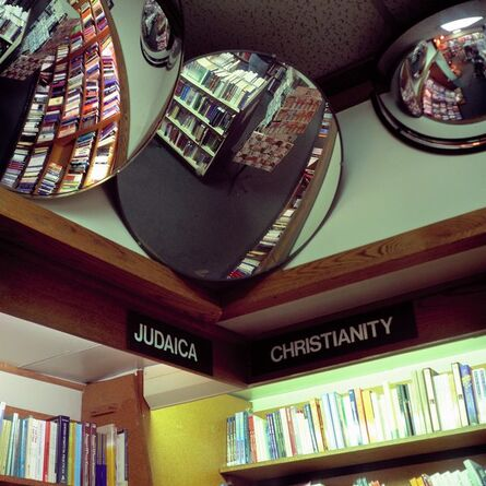 Mira Bernabeu, 'Library. Panorama Rehabilitación', 2001
