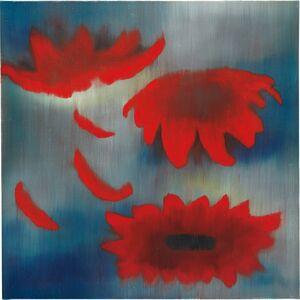 Ross Bleckner, 'Sky Flowers', 2004