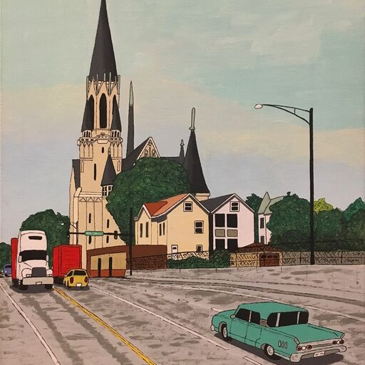Clyde Hogan Fine Art