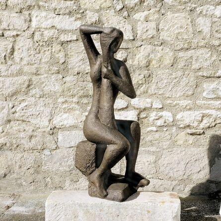 Wander Bertoni, 'Sitting Figure ', Design 1946