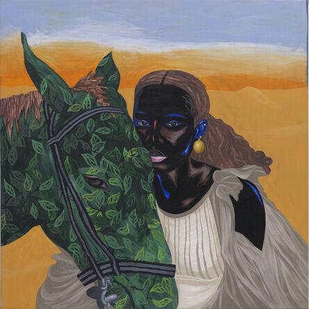 Adegboyega Adesina, 'Friend of Mind', 2021