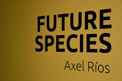 Future Species by Axel Ríos