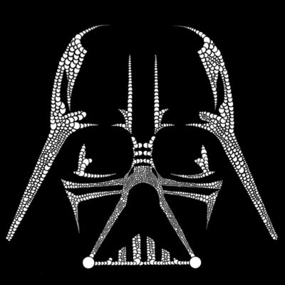 Chris Flune, 'Vader Doodle', 2015