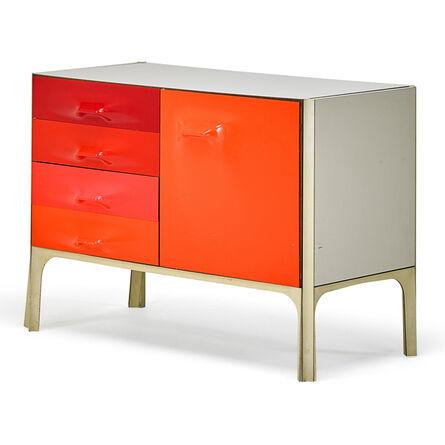 Raymond Loewy, 'DF-2000 Cabinet, France', 1970s