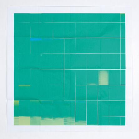 Juan Carlos Bracho, 'Verde Sin Norma', 2013