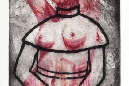 """Lorie Hamermesh """"Desire/Shame"""""""
