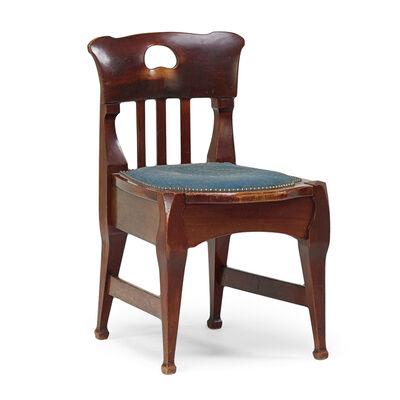 Richard Riemerschmid, 'Side chair', ca. 1903