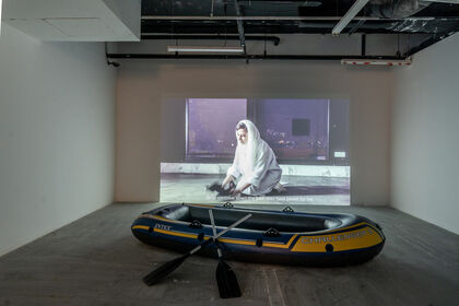 Durational Portrait: A Brief Overview of Video Art in Saudi Arabia