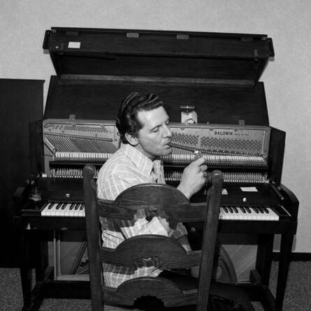 Henry Horenstein, 'Jerry Lee Lewis, Ramanda Inn, Boston, MA', 1975