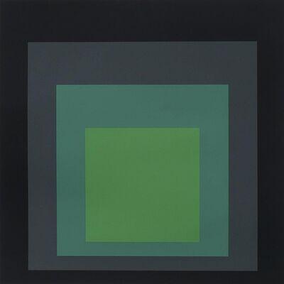 Josef Albers, 'I-Sj '