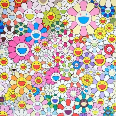 Takashi Murakami, 'Flower Smile', 2011