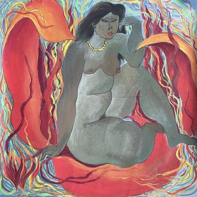 Lucy Y F Chen, 'Nude Decor No. 1', 1993