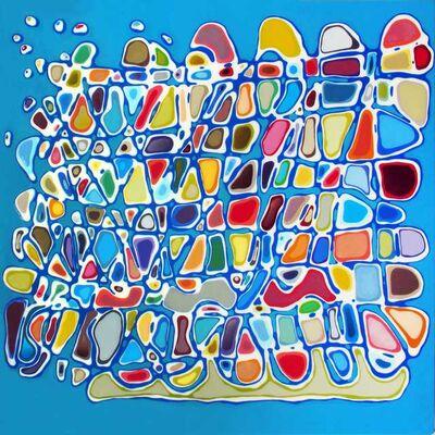 Klari Reis, 'Fritter', 2014
