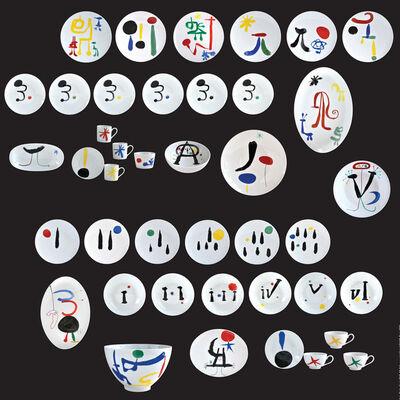 Joan Miró, 'PARLER SEUL', 2018