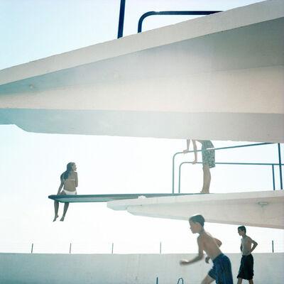 Karine Laval, 'Untitled #99 (The Pool), Cascais, Portugal', 2002