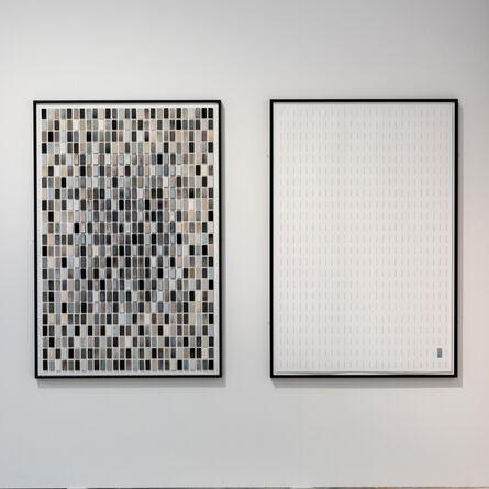 Hannah Tounsend, 'A Material Palette - diptych', 2019