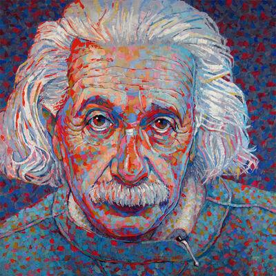 Raymond Logan, 'Albert Einstein', 2018